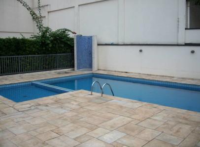 piscinas adulto e infantil + ducha