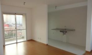 Ótimo apartamento novo, bem iluminado e ensolarado com 2 vagas na garagem