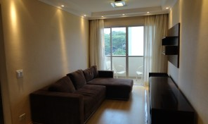 Ótimo apartamento em excelente estado de conservação – Mobiliado