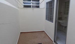 Amplo Apartamento no Andar Térreo Com Quintal! à 850 m Do Metrô Ana Rosa!