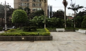 Lindo apartamento reformado, ótima localização na frente do metrô Vila Mariana